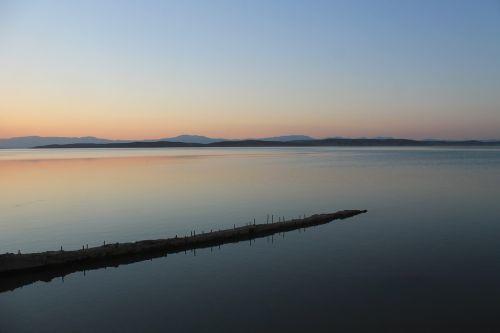 atatürk dam landscape dam lake