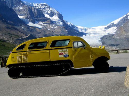 athabasca glacier glacier ice