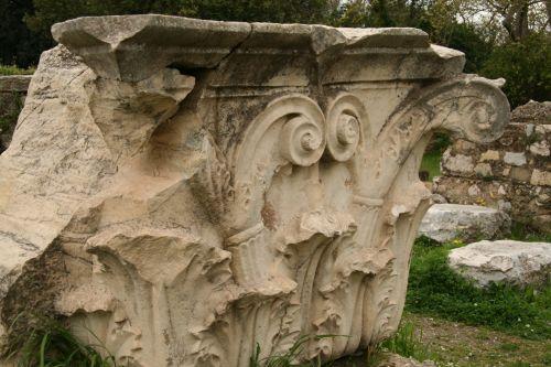 Athen Greek Ruins