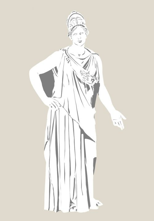 athena greek god