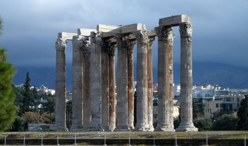 athens greece places of interest