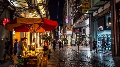 Athens Night Life