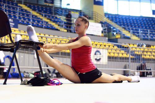 athlete gymnast gym