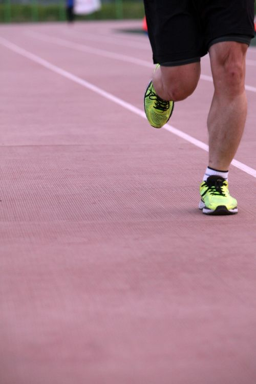 athletics running exercise