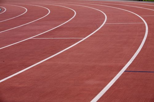 athletics track running