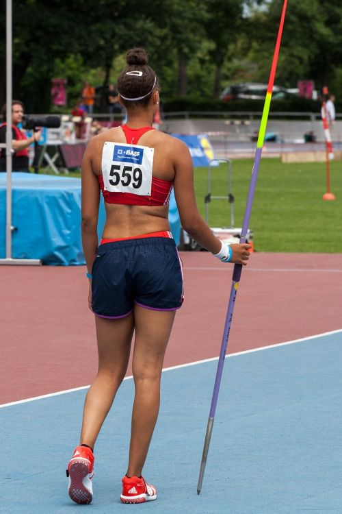 athletics sport javelin throw