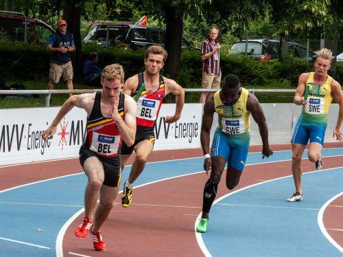 athletics sport relay