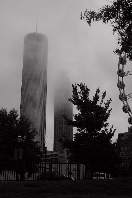 atlanta fog mist