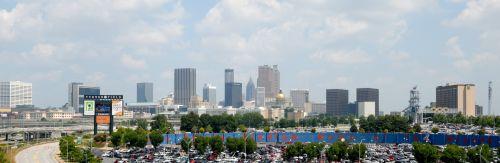 Atlanta, Georgia Cityscape