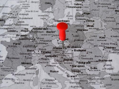 atlas map vienna
