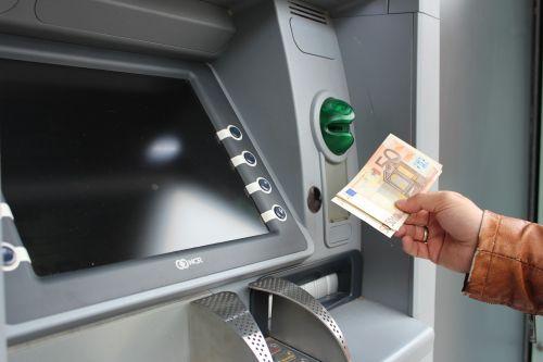atm money euro