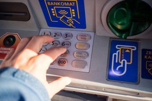 atm money cash