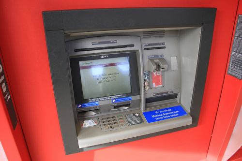 atm money credit cards