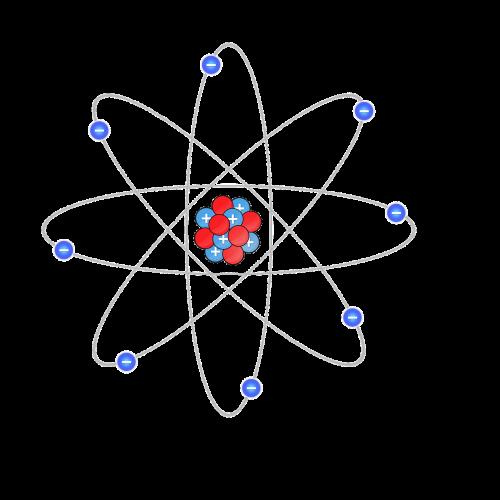atom molecule hydrogen