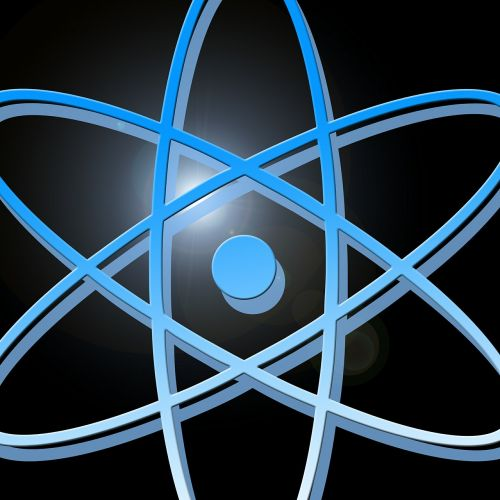 atom physics atomic nucleus