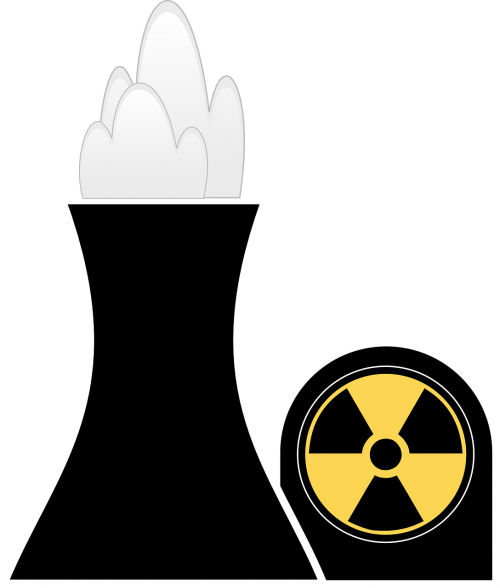 atomic power plant nuclear power plant