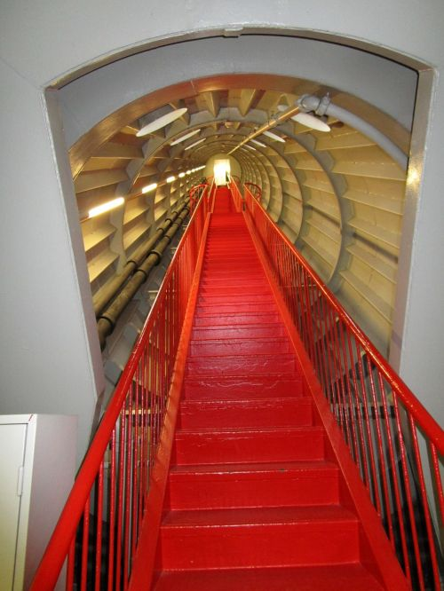 atomium brussels stairs