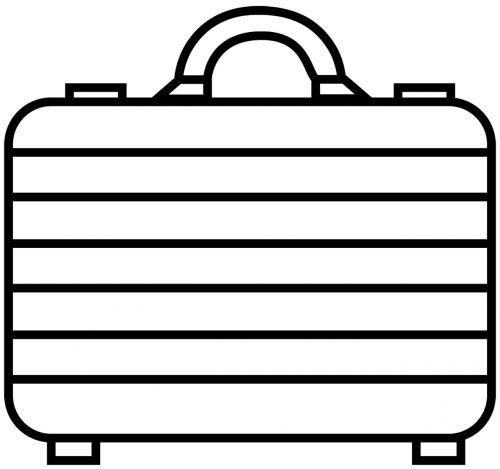 attache case bag business
