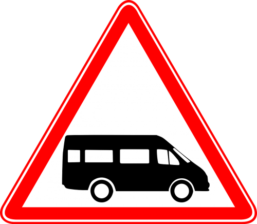 attention bus bus stop