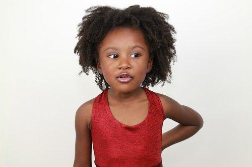 attitude  toddler  hair