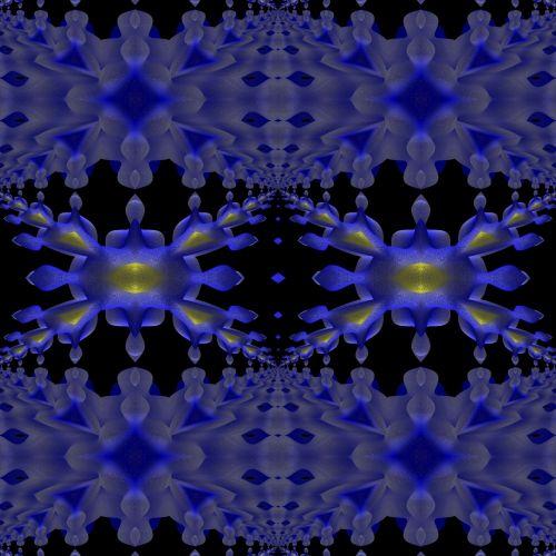 Attractor In Kaleidoscope