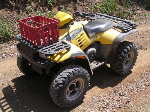 atv quad four wheel