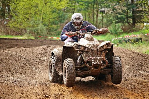 atv quad all-terrain vehicle