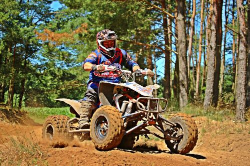 atv quad motocross