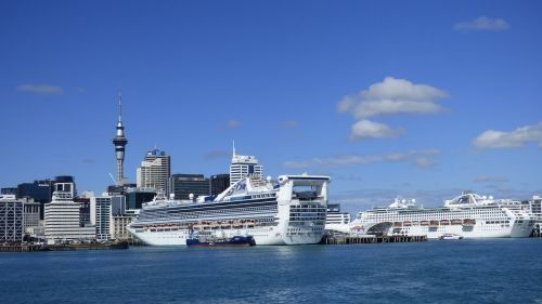 auckland new zealand dawn princess