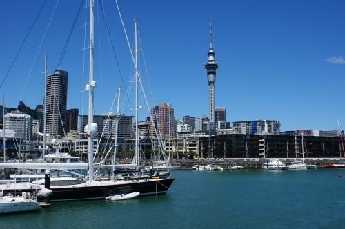 auckland new zealand city