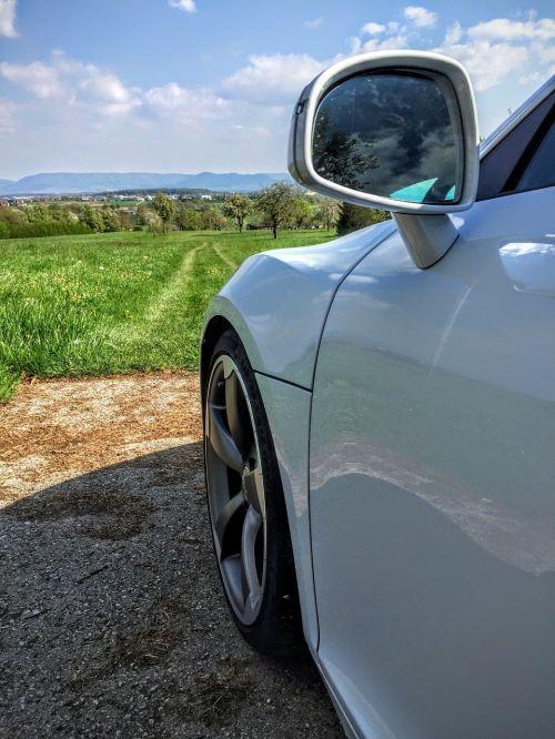 audi r8 sports car