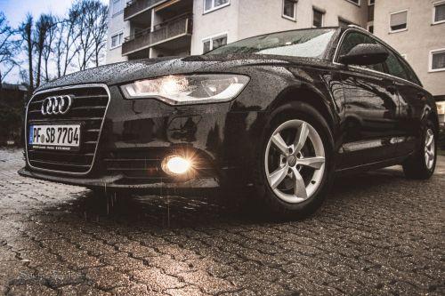 Audi A6 Impressive