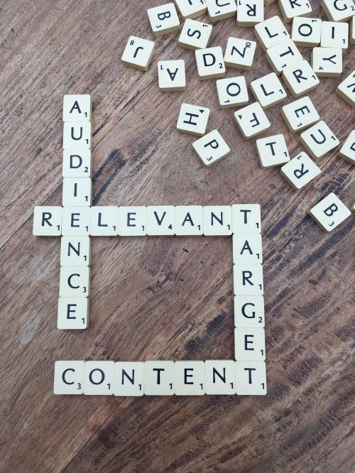 audience relevant content