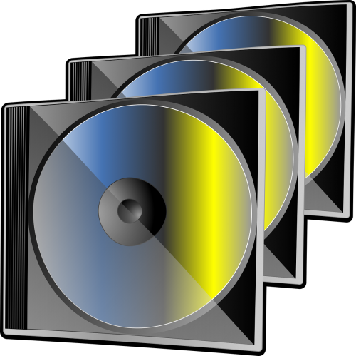 audio cd compact disc