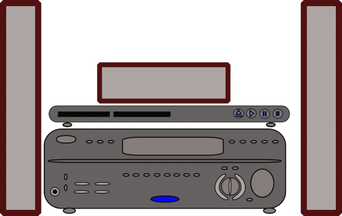 audio audio equipment dvd player