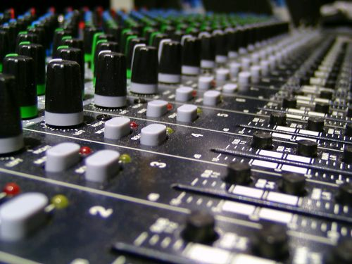 audio recording sound studio