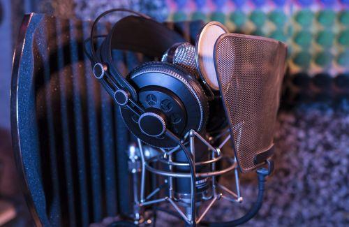 audio close-up condenser microphone