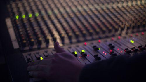 audio technology mixer