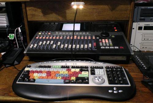 audio mixer video