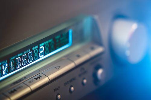 audio electronic home