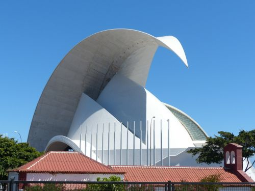 auditorio de tenerife auditorium of tenerife hall
