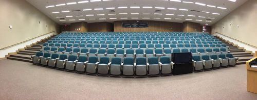 auditorium classroom lecture