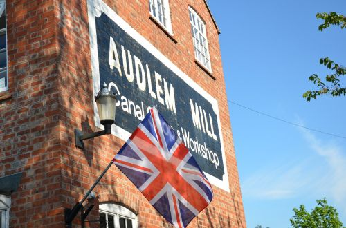 audlem mill canal