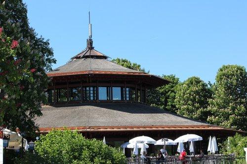 aue  bonn  the park restaurant