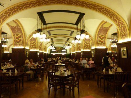 auerbach's cellar leipzig gastronomy