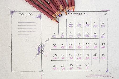 august  calendar  planner