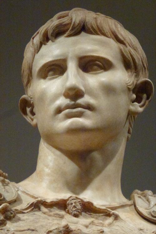 auguste emperor antique