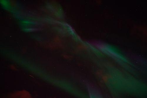 aurora northern lights light phenomenon