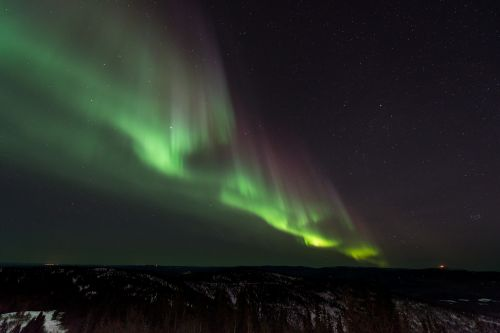 aurora borealis northern