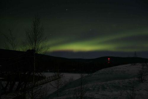 aurora borealis polar lights alaska